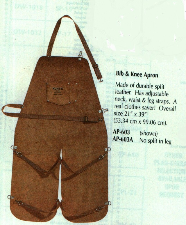 Woodchips carving supplies ltd catalogue leather aprons